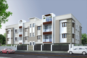 Apartments in Santhoshapuram