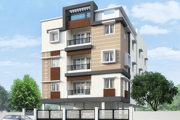 Apartments in S.Kolathur
